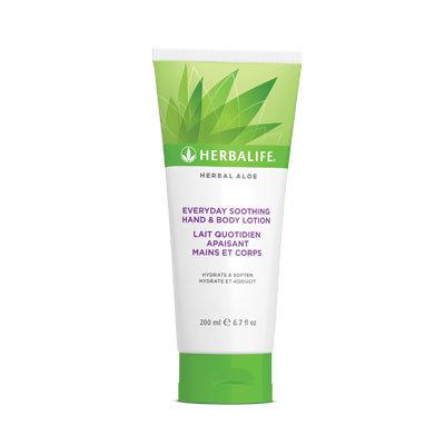 Herbal Aloë Hand & Body Lotion - 200 ml.