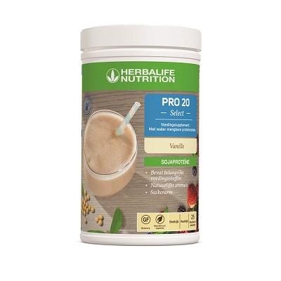 PRO 20 Select - Proteïneshake met water mengbaar