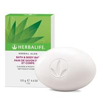 Herbal Aloë Bath & Body Bar - 125 gr.
