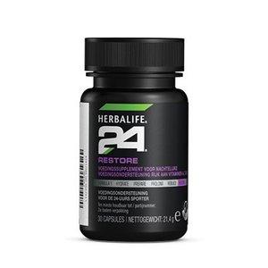 24 Restore - bevat Vitamine E en 200 mg. Vitamine C