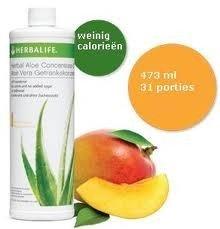 Herbal Aloë Drank Original of Mango 473 ml