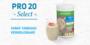 PRO 20 Select - Proteïneshake met water mengbaar_